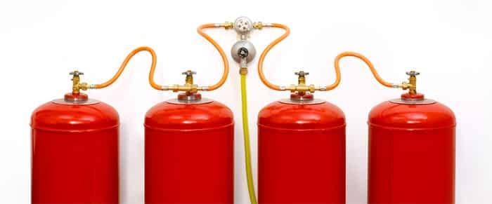 Автономная газификация с использованием газобаллонных установок от компании ГАЗБУРГ