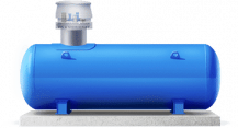 Автономная газификация с использованием газгольдеров от компании ГАЗБУРГ