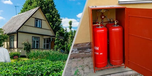 Продажа и установка автономной газификации (газгольдер, мини газгольдер, групповые газобаллонные установки) в Екатеринбурге от компании ГАЗБУРГ.