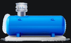 Продажа и установка автономной газификации - газгольдера любых объемов в Екатеринбурге от компании ГАЗБУРГ