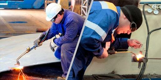 Продажа и доставка газовых горелок, газовых резаков, газовых баллонов для сварки в Екатеринбурге