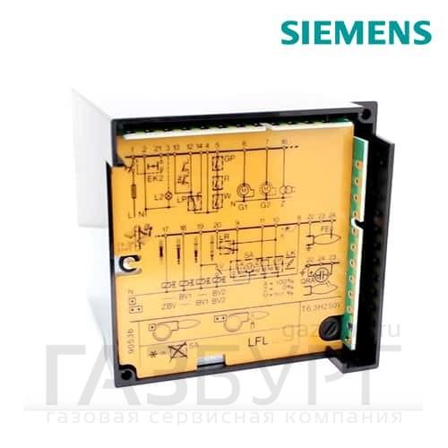Купить автомат горения Siemens LFL1.333 в Екатеринбурге