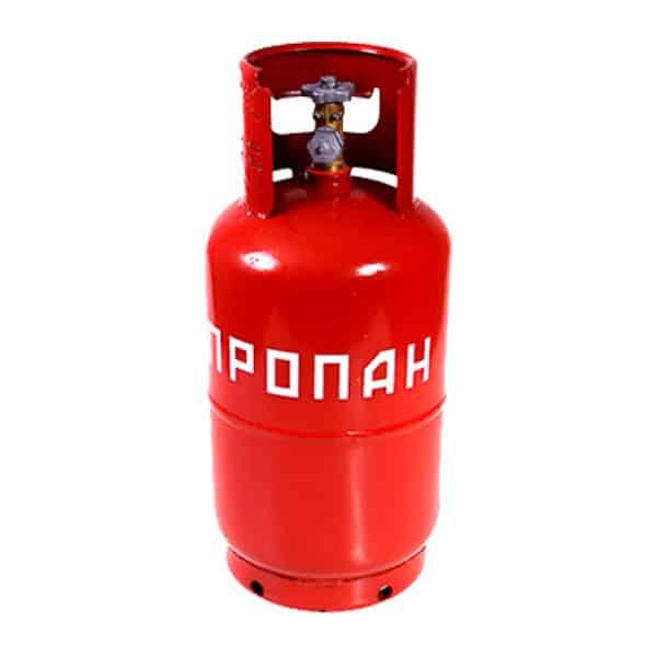 Купить газовый баллон 27 литров по низкой цене в Екатеринбурге - ГАЗБУРГ